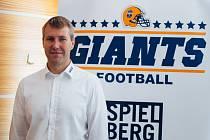 Martin Kocián je od roku 2016 hlavním koučem elitního rakouského týmu amerického fotbalu Graz Giants.