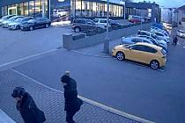 Ve fitness studiu ve Veleslavínské ulici se dvojice zlodějek objevila 7. března