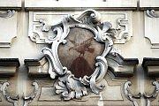 Dům U červeného orla z roku 1633.