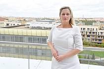 Ombudsmanka klientů skupiny Moneta Stanislava Hejnová.