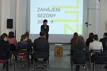 Nákladové nádraží Žižkov: zahájení sezony 2015.