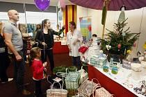 Charitativní vánoční trh v hotelu Diplomat