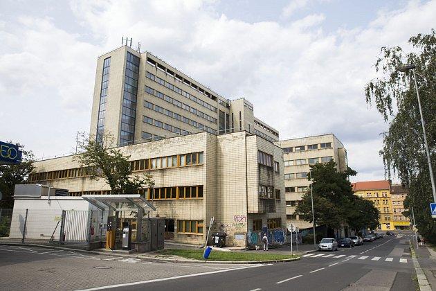 Budova všeobecného penzijního ústavu–Žižkov