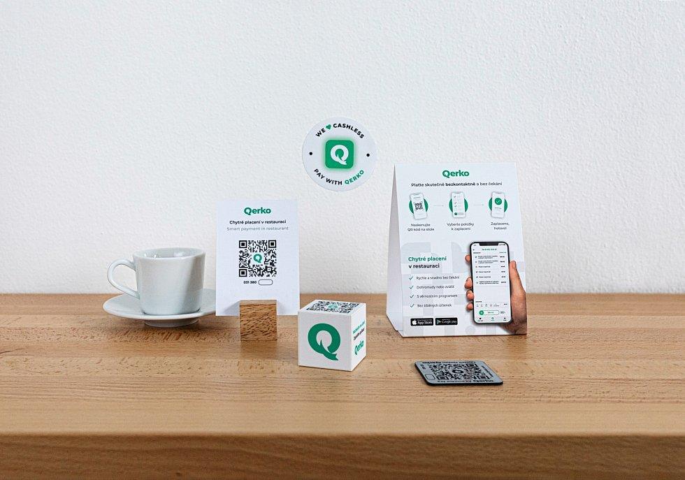 Pomocí QR kódu šlo v červenci 2020 v Praze zaplatit ve 138 restauracích.