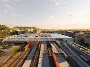 Pražští radní schválili stavbu Dopravního terminálu Smíchov za tři miliardy korun.