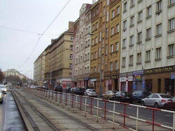 V úterý startuje odložená oprava Koněvovy ulice.