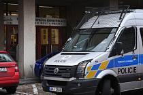 Policie zasahovala v sídle TSK.