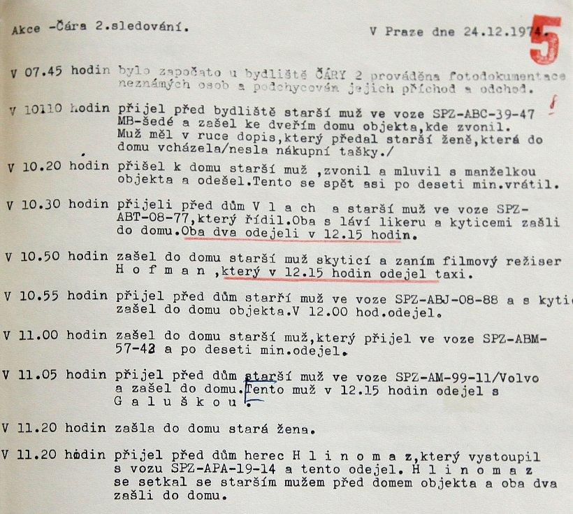 U příležitosti Mezinárodního dne archivu se veřejnosti otevřela budova Archivů bezpečnostních složek a Ústavu pro studium totalitních režimů v Braníku.