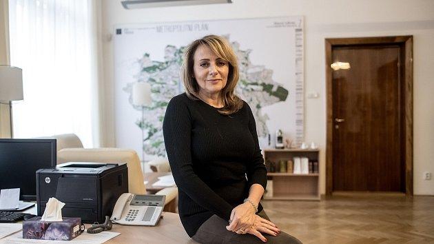Rozhovor s primátorkou Adrianou Krnáčovou