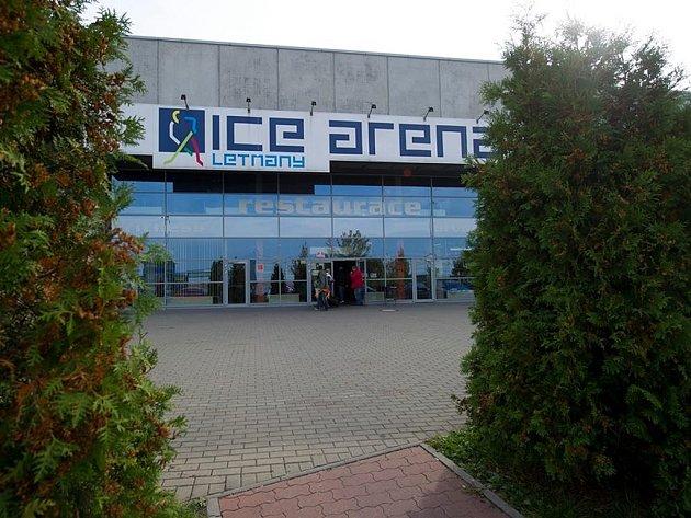 Ice Arena v Letňanech. Ilustrační foto.