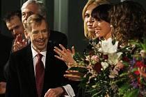 V pražském kině Lucerna měl 22. března premiéru film Václava Havla Odcházení.