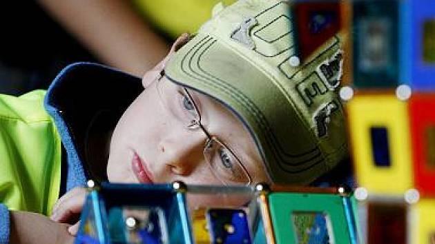 Po sedmnácté začala 8. září v centru Prahy výstava Hry a hlavolamy.