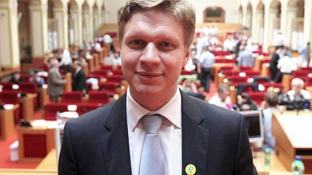 """""""OLOMOUČÁK V ČELE PRAHY?"""" I tak někteří interpretovali nástup historicky nejmladšího pražského primátora Tomáše Hudečka"""