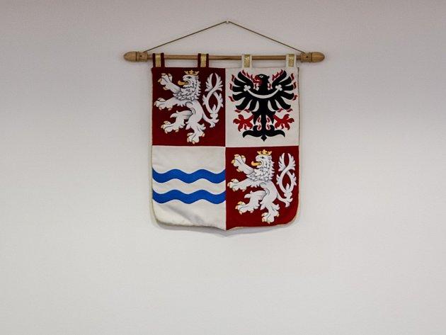 Znak Středočeského kraje. Ilustrační foto.