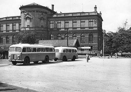 Autobosové nádraží na Florenci slaví 70 let provozu.