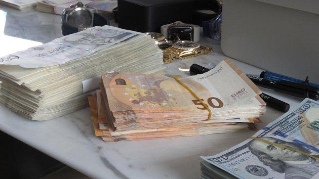 Miliardový podvod v Praze