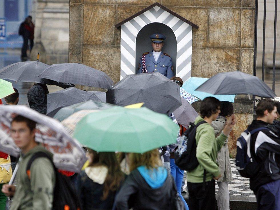 Praha je stále hojněji navštěvována turisty především z Ruska