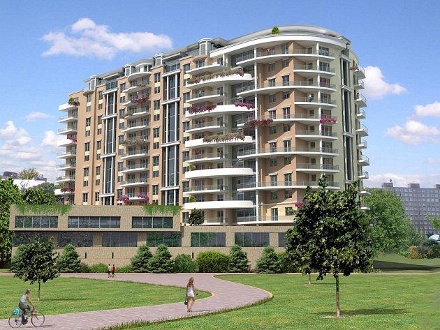 VZDUŠNÝ ZÁMEK. Noví majitelé bytů se měli stěhovat už letos. Místo toho jim investor vypověděl smlouvy.