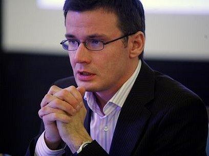 Ministr školství Ondřej Liška.