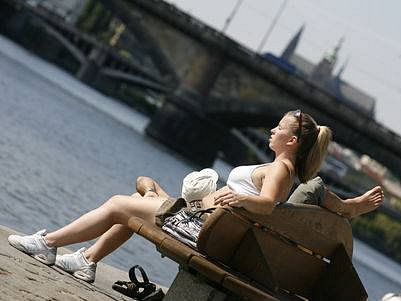 26.7. 2007 se konalo slavnostní otevření Vltavské promenády v centru Prahy podél pravého břehu Vltavy