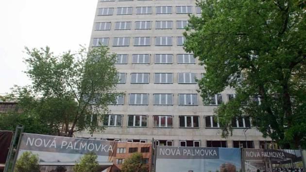 Centrum Palmovka. Ilustrační foto.