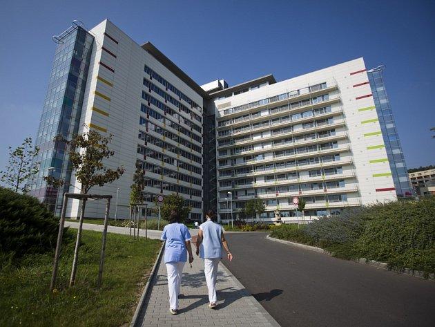 Nemocnice Motol. Ilustrační foto.