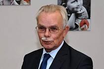 Ředitel Thomayerovy nemocnice v Praze Karel Filip.