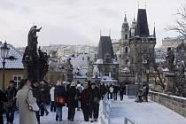 Romantická Praha. Pro světové filmaře je česká metropole vyhledávanou lokalitou.