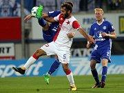 SK Sigma - SK Slavia Praha 1:1