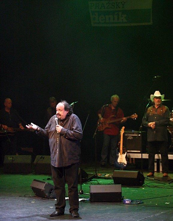 Koncert skupiny Fešáci