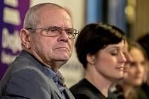 Herecká asociace představila v pražském Národním divadle nomince na ceny Thálie.