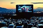 Drive-in kino u Toronta. Ilustrační foto.