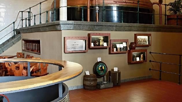 Výroční prohlídková trasa pivovaru ve Velkých Popovicích