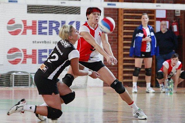 Karolína Koloušková vedla svůj celek do elitní TOP pětky
