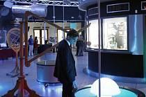 V Planetáriu Praha se chystá modernizace projekčního systému v sále Cosmorama
