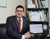 Politik a radní Petr Dolínek.