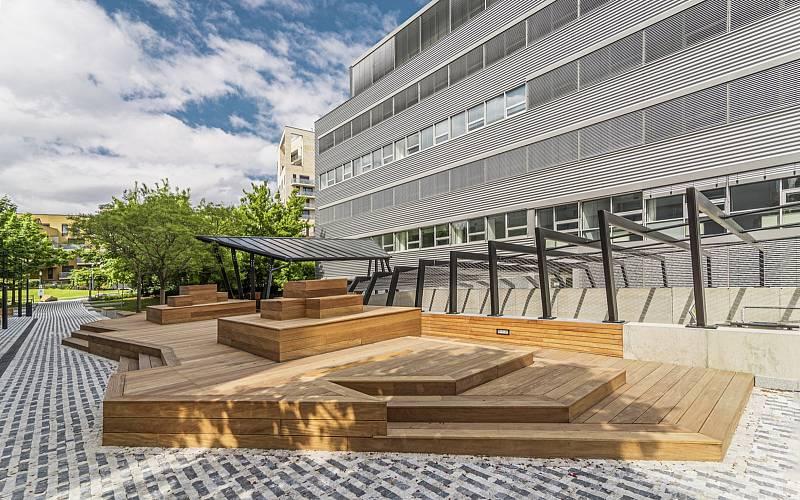 BB centrum začalo vznikat před 25 lety.