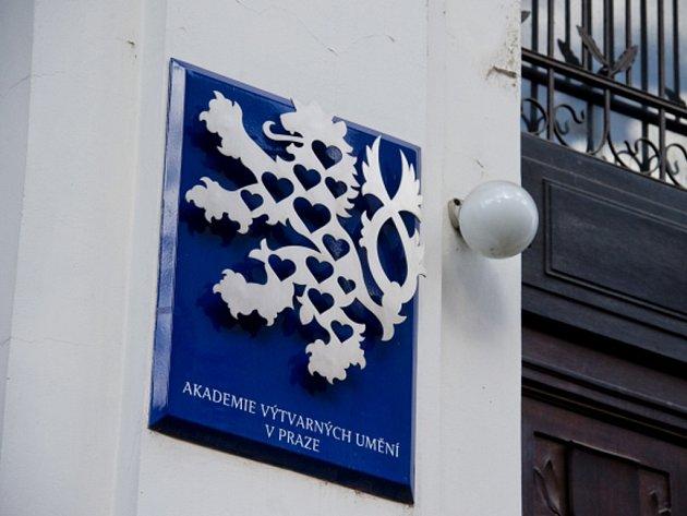 Akademie výtvarných umění.