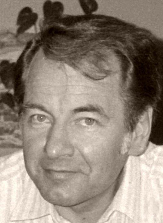Jiří Březina v roce 1983.
