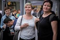 Ochutnávku pinotů dnes pořádá Vinograf na Senovážném náměstí