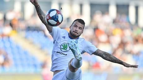Zkušený Daniel Pudil odehrál minulou sezonu v dresu Mladé Boleslavi.