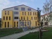 Park Běžců v Běchovicích.