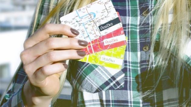 Karta Lítačka dostane limitovanou edici v designu Maappi.
