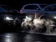 Smog z dopravy. Ilustrační foto.