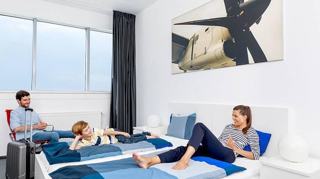 Letiště Praha otevírá hotel AeroRooms
