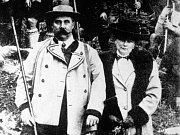Ferdinand d'Este – Zatímco Habsburkové neměli v Českých zemích příliš dobrou pověst, arcivévoda si získal sympatie Čechů svojí zakázanou svatbou s českou šlechtičnou Žofií Chotkovou.