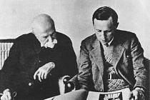 Pátečníci. Nejslavnějšími byli T. G. Masaryk a Karel Čapek.