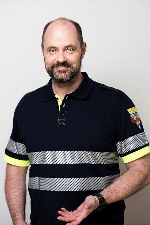 Petr Kolouch, ředitel Zdravotnické záchranné služby hlavního města Prahy.