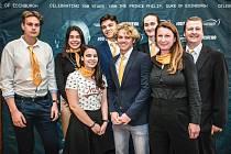 Studenti ze Středočeského kraje získali spolu s absolventy z celé České republiky zlatou Cenu vévody z Edinburghu.