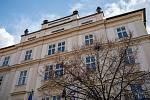 České muzeum hudby v Praze.